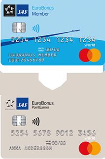 sas eurobonus mastercard reseförsäkring